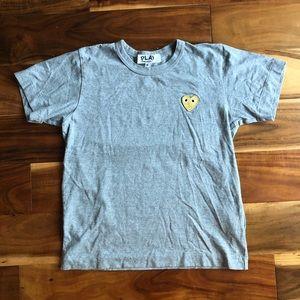 PLAY Comme Des Garçons T-shirt size medium